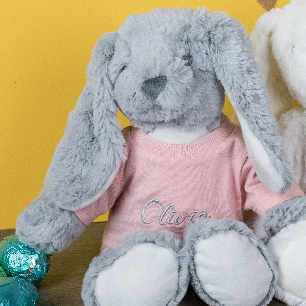 Personalised Easter Bunny Rabbit Soft Toy