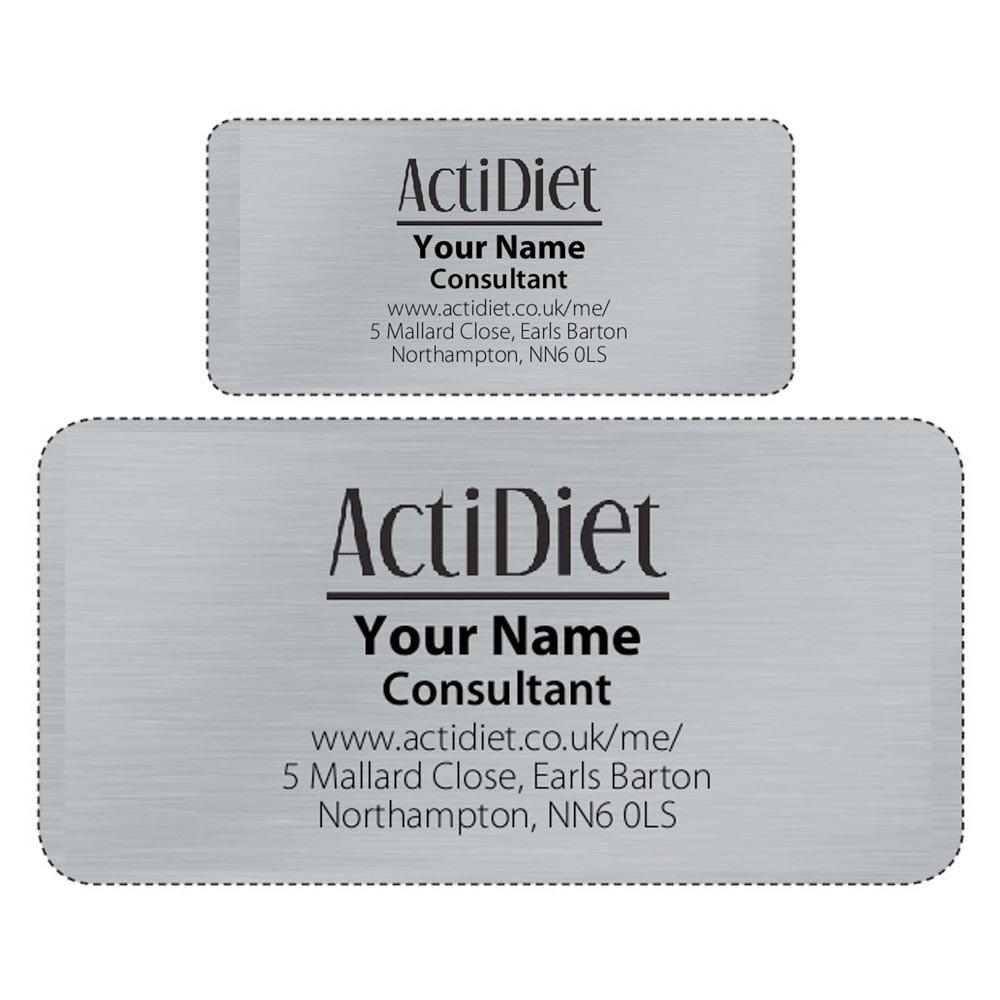 ActiDiet - Silver Labels