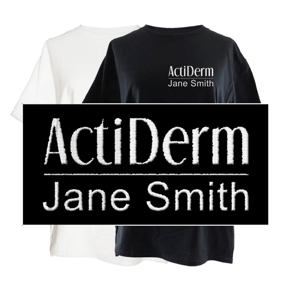 ActiDerm - Tshirt