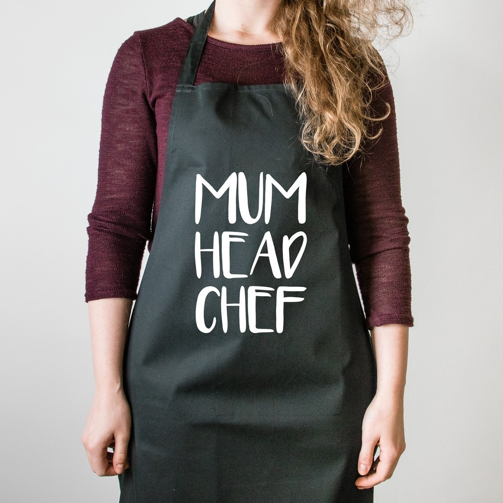 Personalised Adult Apron - Luna