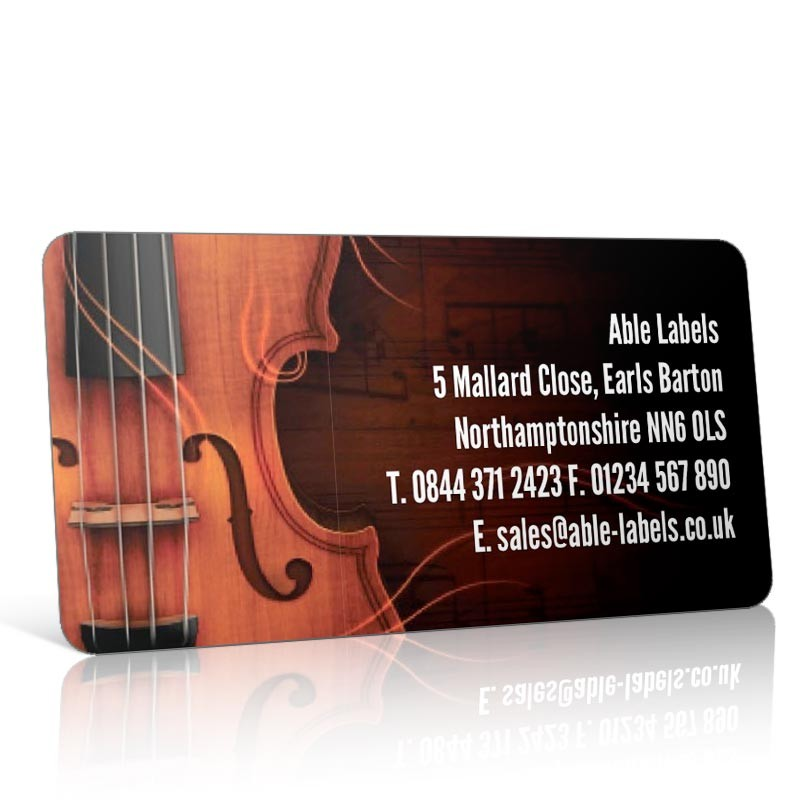 Pre Designed Cello Address Label on A4 Sheets