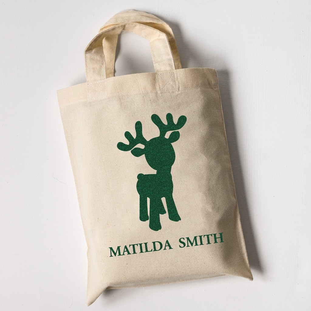 Reindeer - Children's Tote Bag
