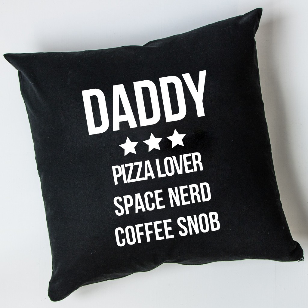 Personalised Cushion - List