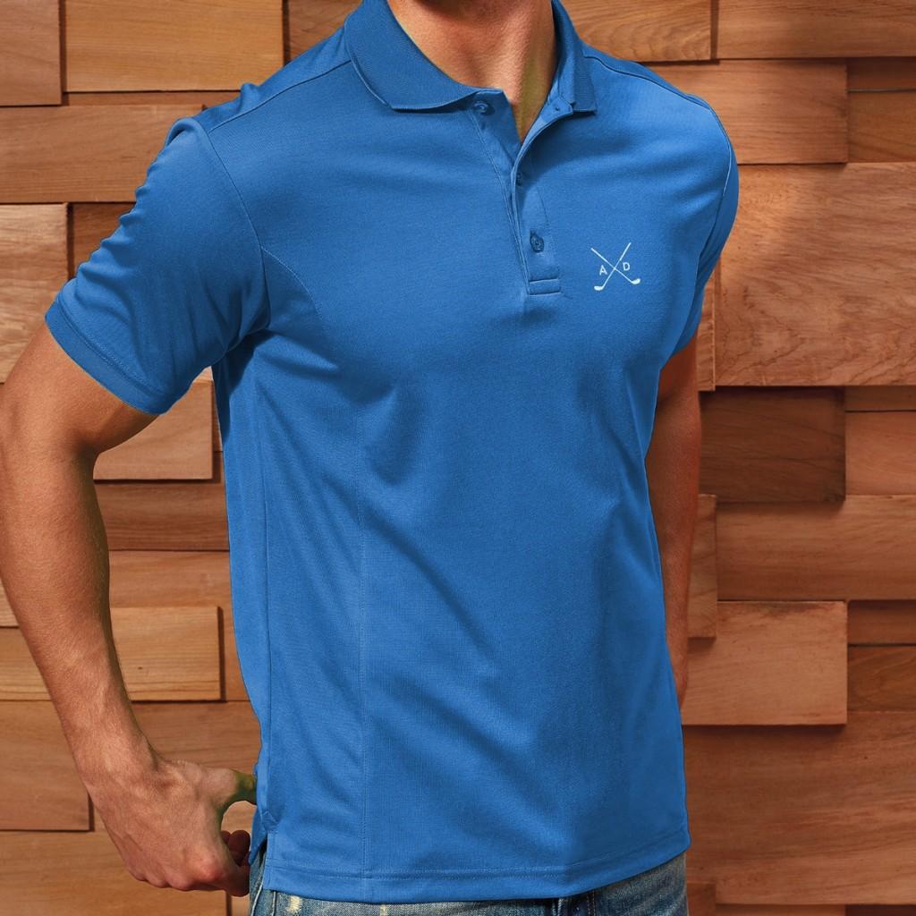 Personalised Golf Polo Shirt