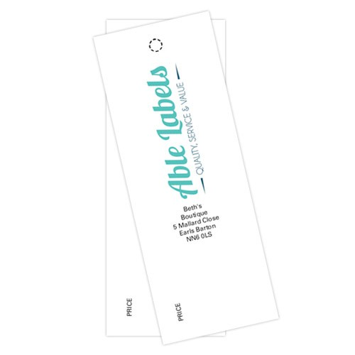 Logo Swing Tag