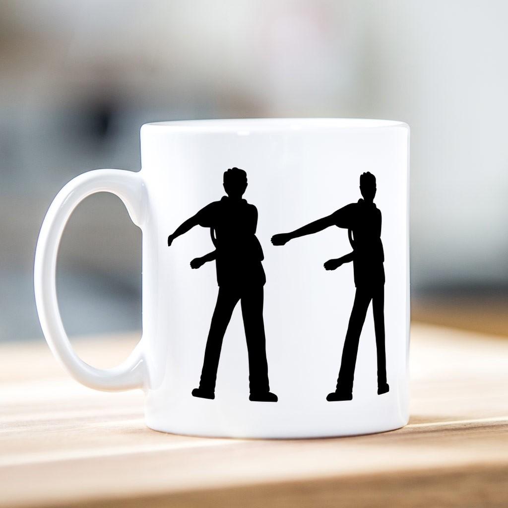 Teacher Gift Mug - Floss