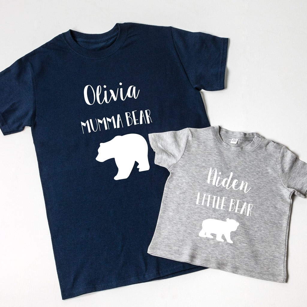 Bear Mother's Day T-Shirt