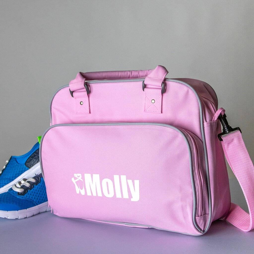 Personalised Dance Bag