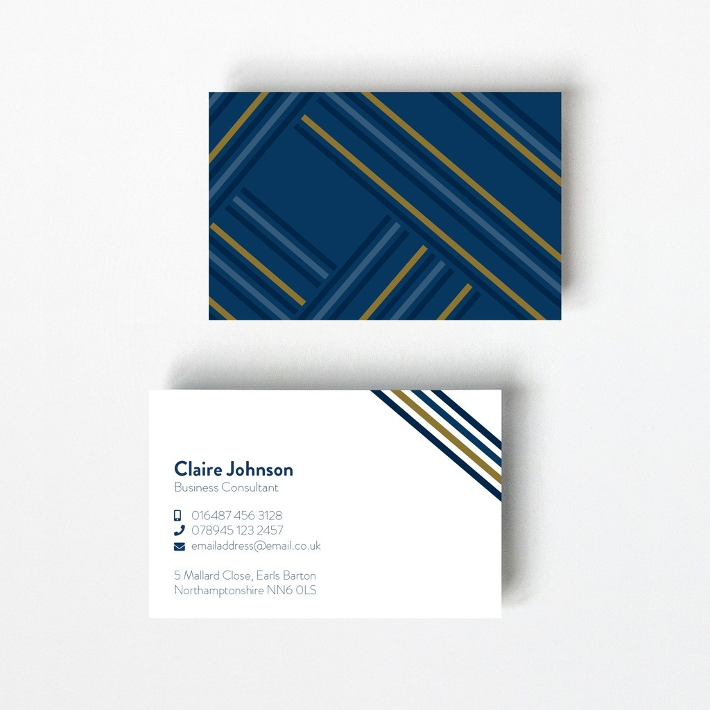 Parallel Design Business Card