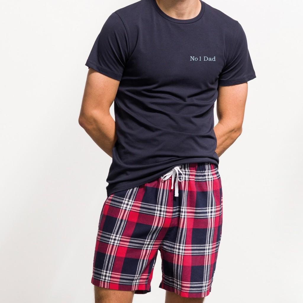 Personalised Men's Pyjama Set
