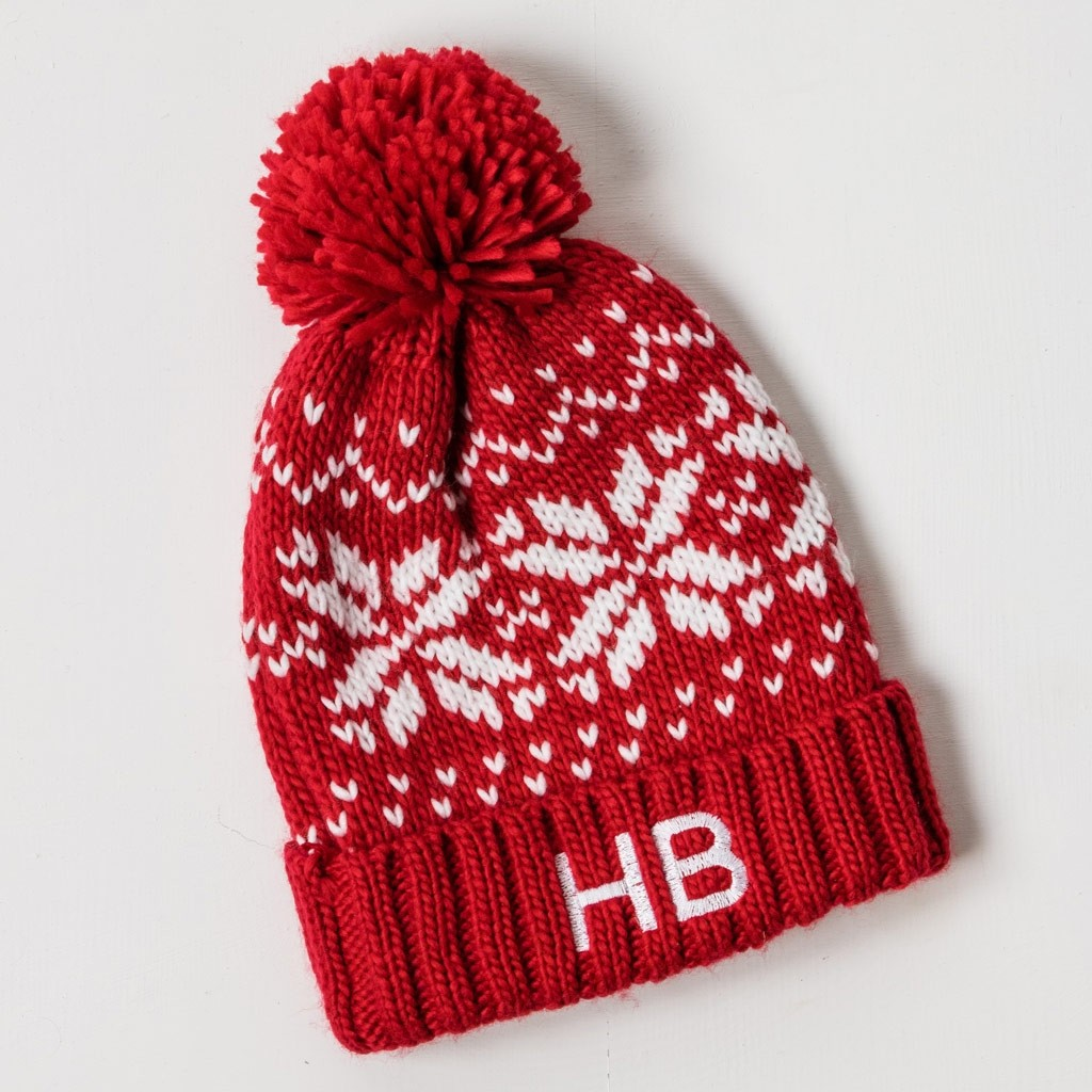 Personalised Kids Beanie Hat - Able Labels