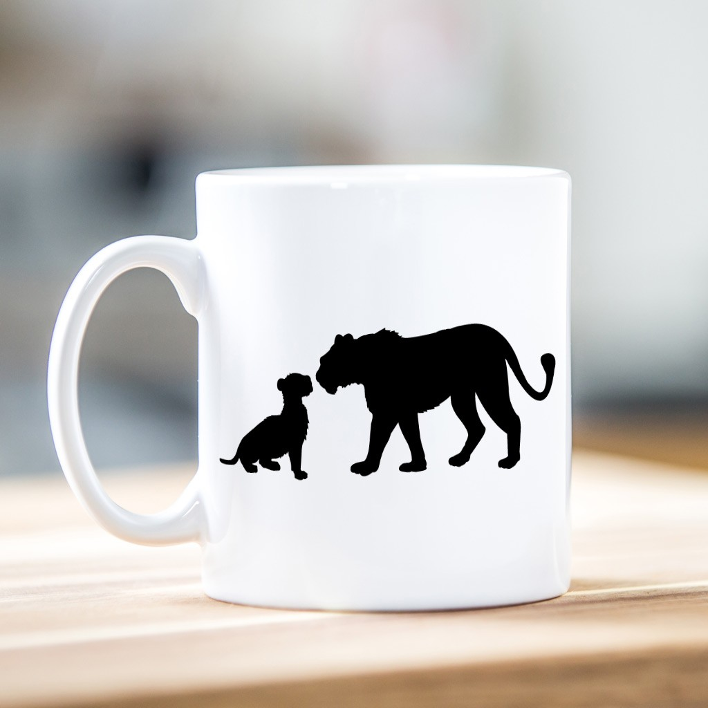 Tiger - Father's Day Ceramic Mug