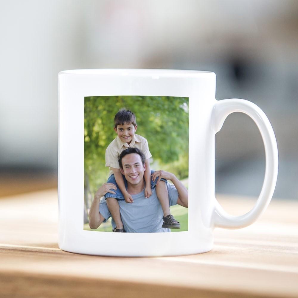 World's Best Daddy Father's Day Photo Mug