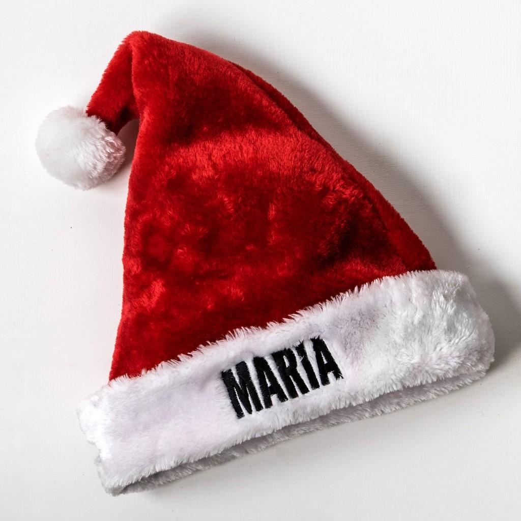 Personalised Christmas Hat