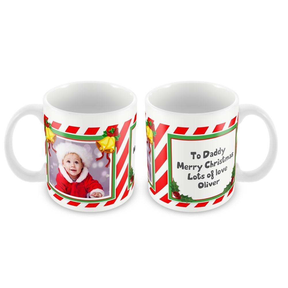 Christmas Mug Bells