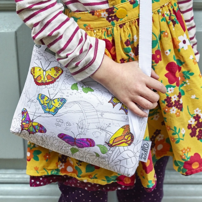 New Colour In Butterfly Bag