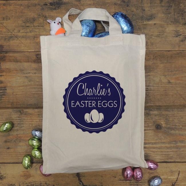 Easter Bag - Eggs