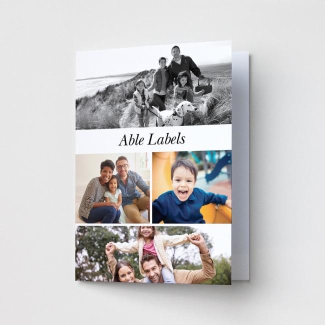 Layout 3 - Photo Upload Card