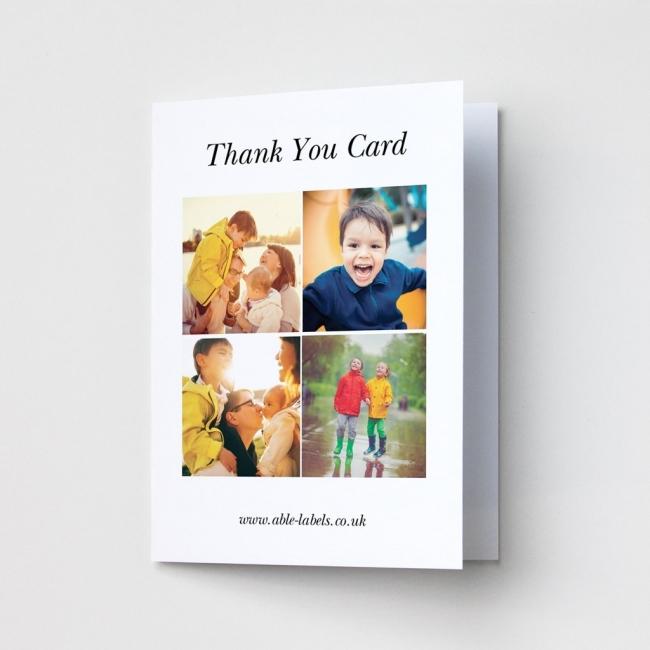 Layout 5 - Photo Upload Card
