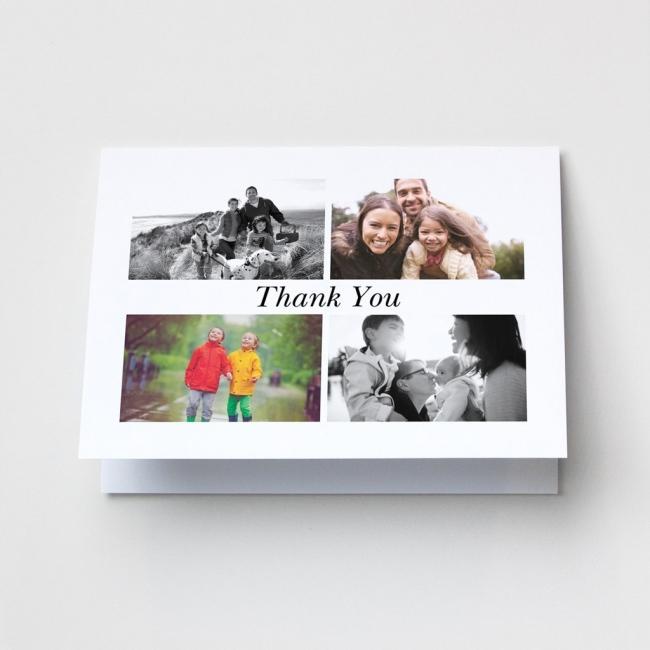 Layout 6 - Photo Upload Card - Landscape