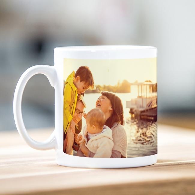 Panoramic Photo Mug