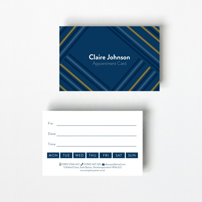 Parallel Appointment Card