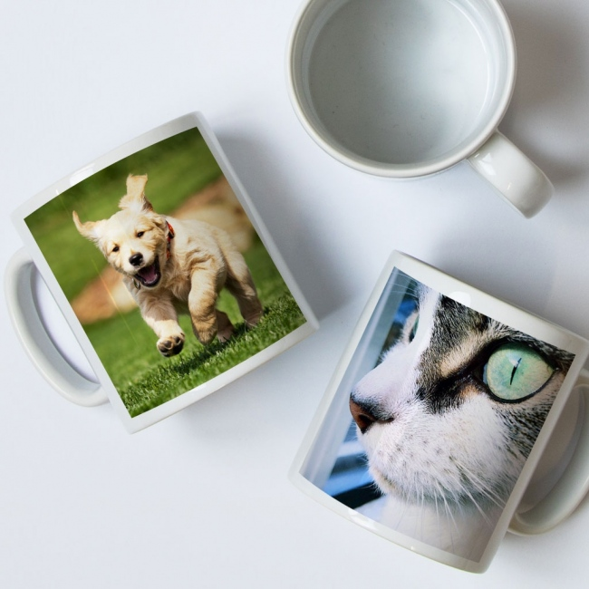 Personalised Pet Photo Mug
