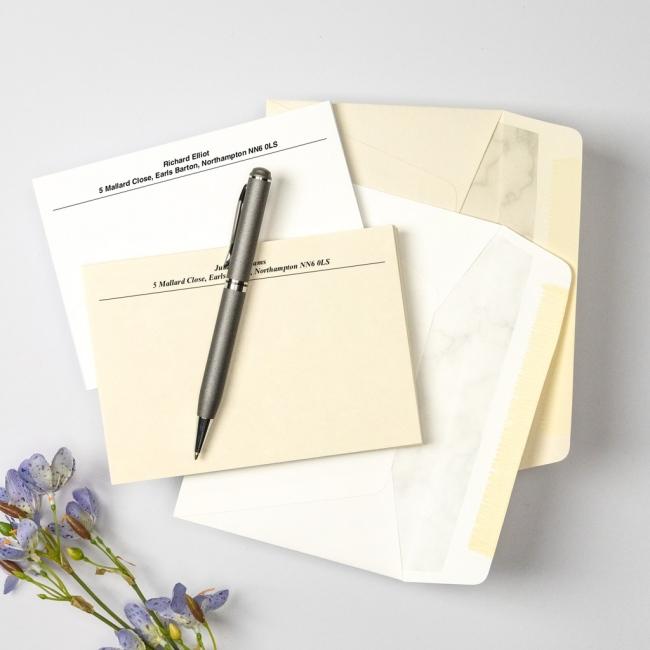 Original Premium Correspondence Cards