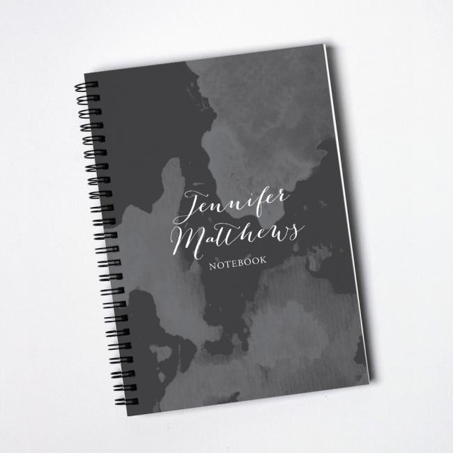 Watercolour Notebook