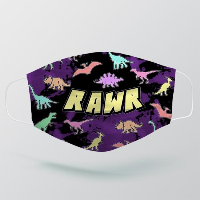Face Mask - RAWR