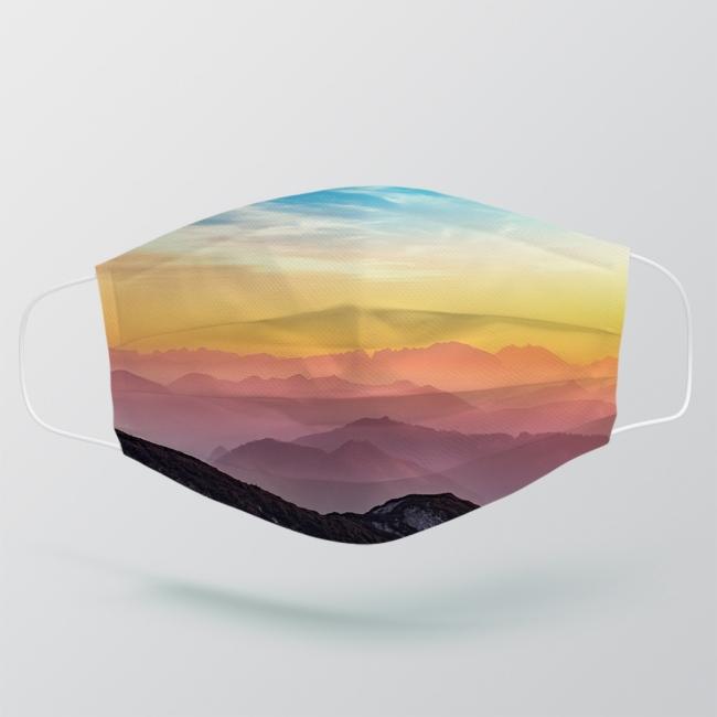 Face Mask - Upload Your Own Design