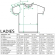 Ladies Sizing