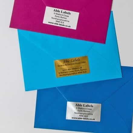 Design Your Own Cut Labels